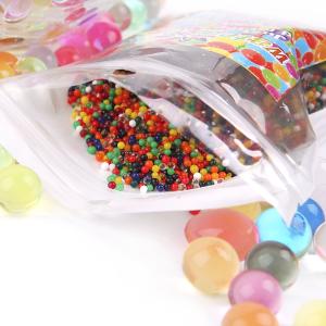 $10.99(原价$12.99) diy彩虹瓶AINOLWAY 彩虹海绵宝宝水晶球 吸水珠 童年回忆