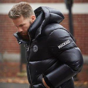 新款8.5折 $417收轻便羽绒服上新:Mackage 秋冬羽绒服好价收 $552收超轻羽绒夹克