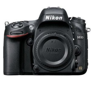 Nikon D610 DSLR Body Refurbished by Nikon USA