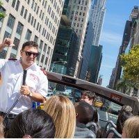 纽约跳上跳下巴士游览一日票