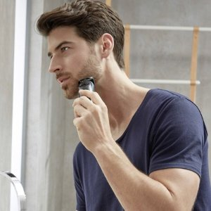 Braun BT3020 Men's Beard Trimmer ($5 Rebate Available), 20 Precision Length Settings for Ultimate Precision, Includes Adaptable Comb
