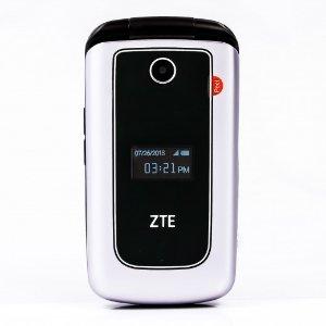 $29.95ZTE Cymbal 4G with 4GB Memory Flip Verizon Prepaid Cell Phone