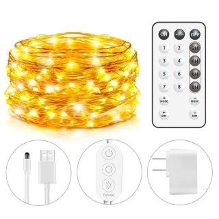 Govee USB String Light, 33Ft String Light 100 LEDs