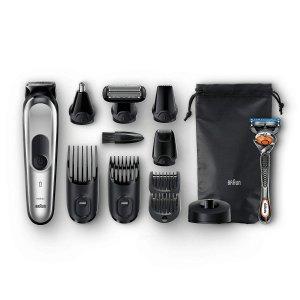 Braun MGK7020 十合一 理容剃须套装 6.6折特价