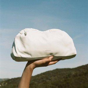 无门槛8折 $650收封面云朵包Mansur Gavriel 简约白色系服饰美包热卖 春夏清新百搭