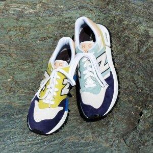 低至6折!€44.99起就收New Balance 运动鞋热促 经典复古校园风 男女童鞋全都有