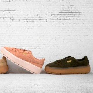 低至4折+码全+直邮中国Puma 精选鞋履大促,经典厚底奶白色仅¥438