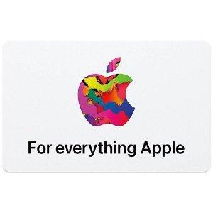 额外送免费 $10 Target 礼卡预告:新版 Apple 礼卡 $100 面值, 线下+线上+软件商店通用