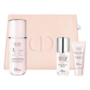 6.5折 $120(价值$184)Dior 梦幻修颜套装促销 小A瓶+修颜乳 磨皮护肤一套全