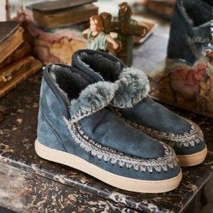 $79.99起 屯靴好时机Rue La La 精选UGG,MOU,Sorel等女士长短美靴热卖