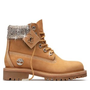 Timberland女士水晶靴