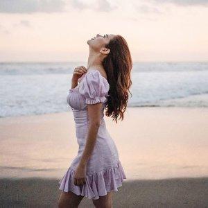 新人8.5折 有型有仙气上新:Shopbop 夏日美裙专场,小众、轻奢不允许你逃过的美裙