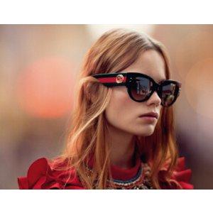 $119包邮SOLSTICE Sunglasses 全场Gucci太阳镜特价