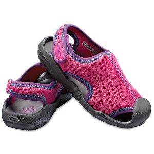 Crocs童款休闲鞋