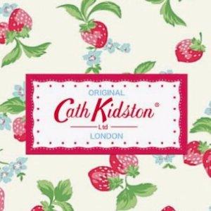 低至6折+满£25免邮Cath Kidston 年中超值折扣优惠 服装、家居、鞋包等都参与