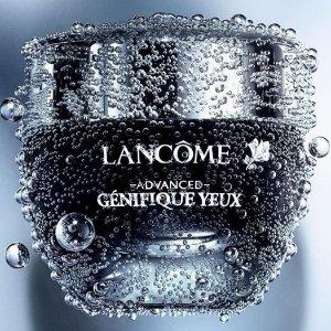 Last Day: $56.95 + Choose your 7 piece sample giftwith Génifique Yeux @ Lancôme