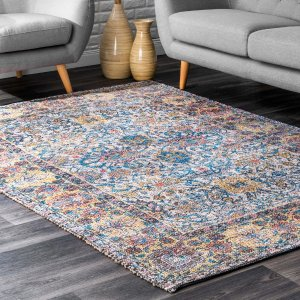 HouzzFlatweave Transitional Vintage Area Rug - Traditional - Area Rugs - by nuLOOM
