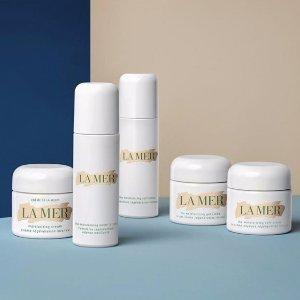 至高送$600礼卡延长一天:La Mer 护肤美妆产品热卖 入传奇面霜