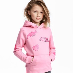 Up to Extra 25% OffKids Items Sale @ H&M