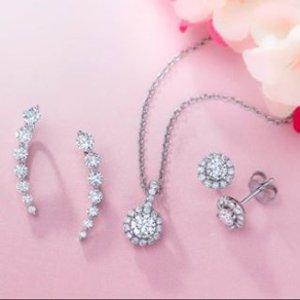 至高减$600 T家同款$60收Kay Jewelers 母亲节全场珠宝满减活动热卖