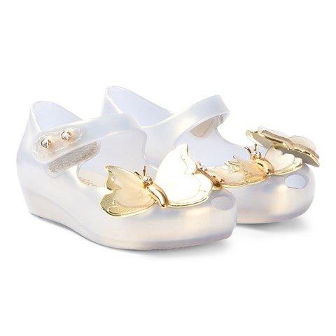 女童果冻凉鞋