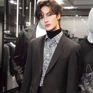 低至4折 纯棉衬衫$51Hugo Boss 男装 能够穿在身上的精英感 西服套装$358