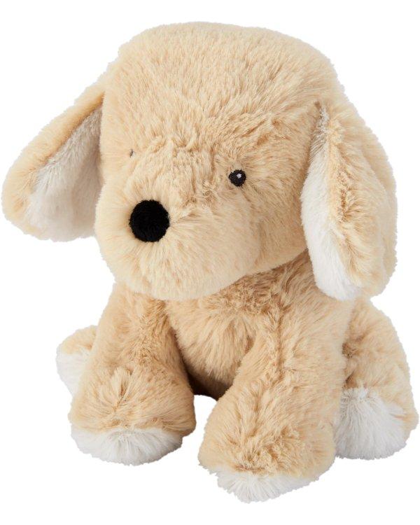 小狗毛绒玩具