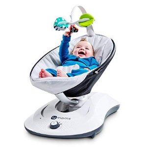 Up to 20% Off + Extra 20% Off 4moms Baby Swing, playard & high chairs @ Amazon