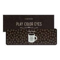 韩国ETUDE HOUSE伊蒂之屋(爱丽小屋) 午后咖啡店10色眼影盘 1件入 - 亚米网