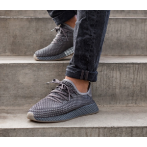 66ab54d5ccde1 AdidasMen s adidas Originals Deerupt Runner Casual Shoes