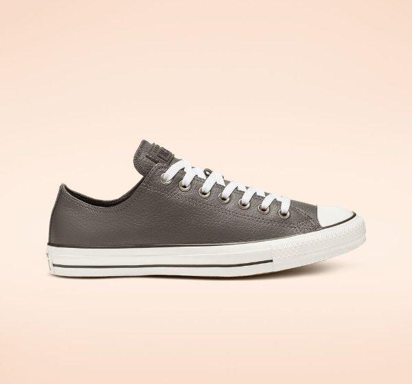 Chuck Taylor All Star 皮面运动鞋