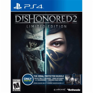 $14.99Dishonored 2 Limited Edition The Royal Protector Bundle - PlayStation 4