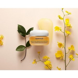 Darphin明星产品,精油卸妆,清洁同时养肤花梨木卸妆膏