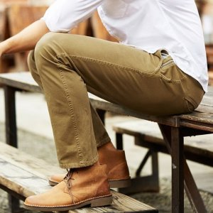 As Low as $19Dockers Men's Khaki Pant