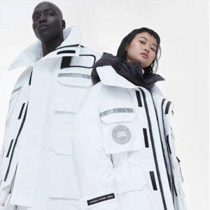 已发售 €1595起Canada Goose X Juun.J 联名上线  新潮艺术与街头时尚结合