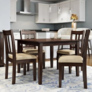 Alcott HillOwings 5 Piece Dining Set