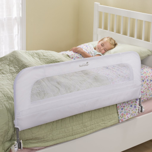 $20 (原价$34.99)Summer Infant 单侧床架安全护栏