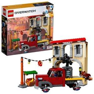 Lego守望先锋 决战多拉多 75972
