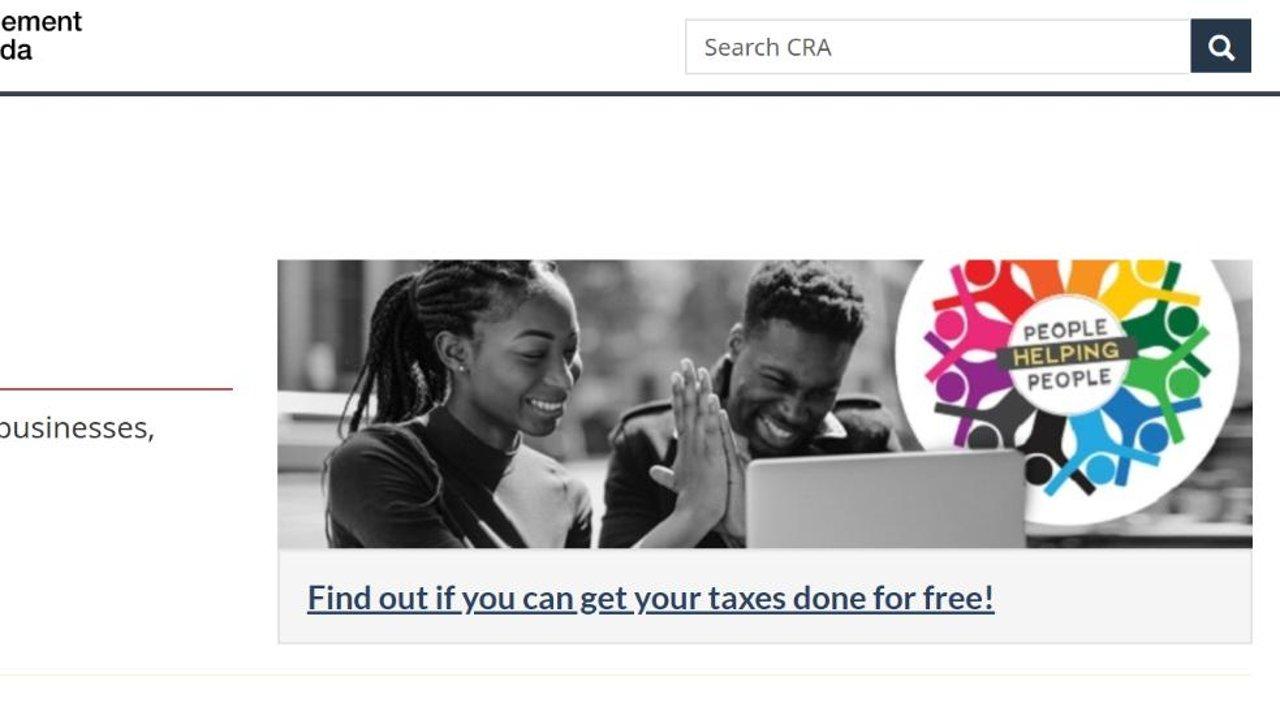 在加拿大报完税要马上做这件事——在CRA官网注册!