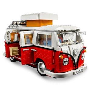 LEGO 大众T1野营车 10220,官网缺货
