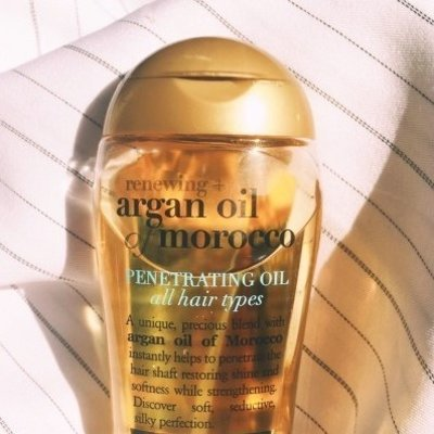 c979b058a $5.22 OGX Renewing Moroccan Argan Oil Extra Strength Penetrating Oil for  Dry/Coarse Hair @ Amazon.com