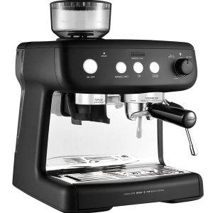 $399(原价$699)闪购:Sunbeam EM5300K 自动咖啡机 集成磨豆机