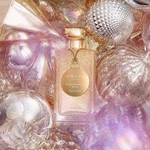 低至6.7折 收超美圣诞限量Jo Malone 香水身体乳香薰蜡烛最高立减$25热卖 收香水套装
