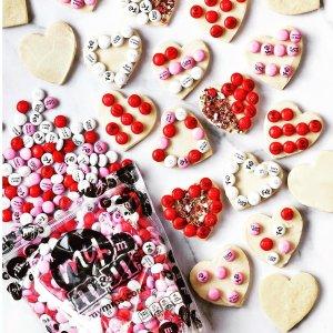 精选8折 节日派对必备M&M's 派对分享装巧克力豆 限时热卖