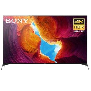 """$1998 包邮Sony X950H 75"""" 4K UHD超高清LED智能电视 2020款"""