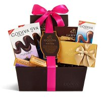 Godiva 母亲节巧克力祝愿篮