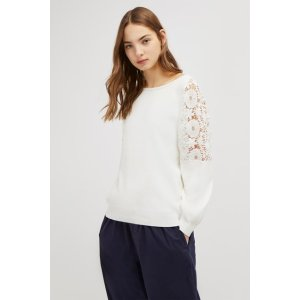 Ortice Lace Knit Jumper