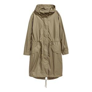 H&M封面同款!Parka 风衣外套