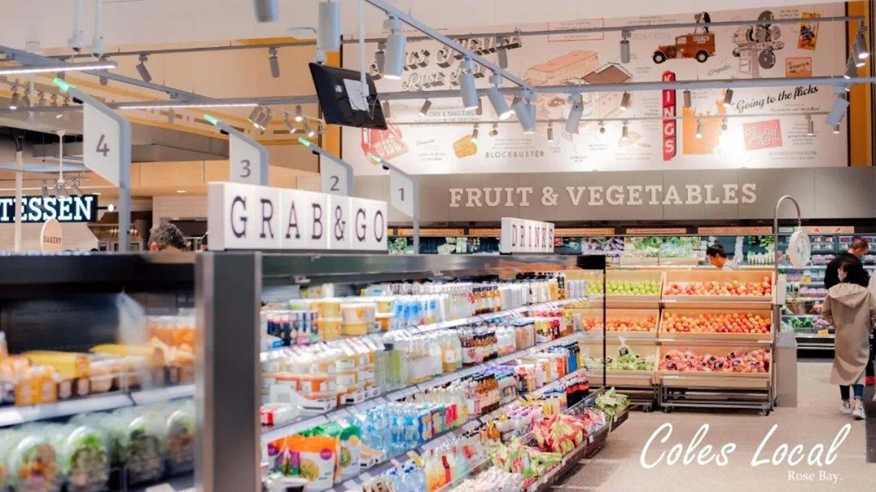 悉尼第一家Coles Local探店!是神仙超市没错了!