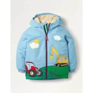 Boden儿童保暖外套